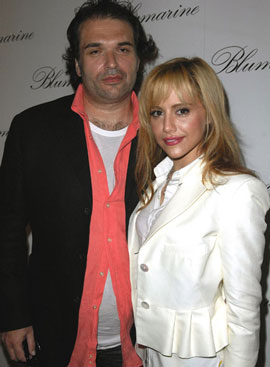 Husband of Late Actress Brittany Murphy Found Dead At Home in Hollywood Hills By Brittany's Mother