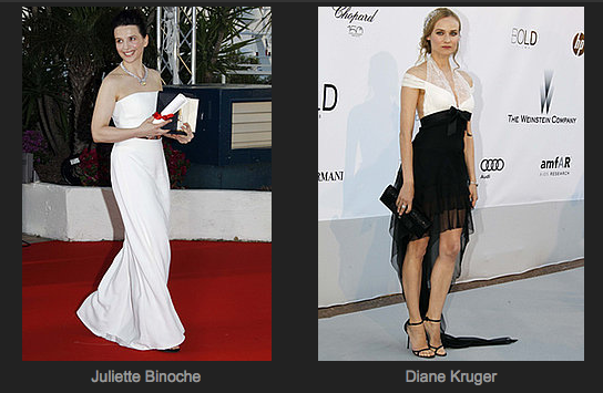 Play Cannes Faceoff: Which Red Carpet Look is the Most Fab?
