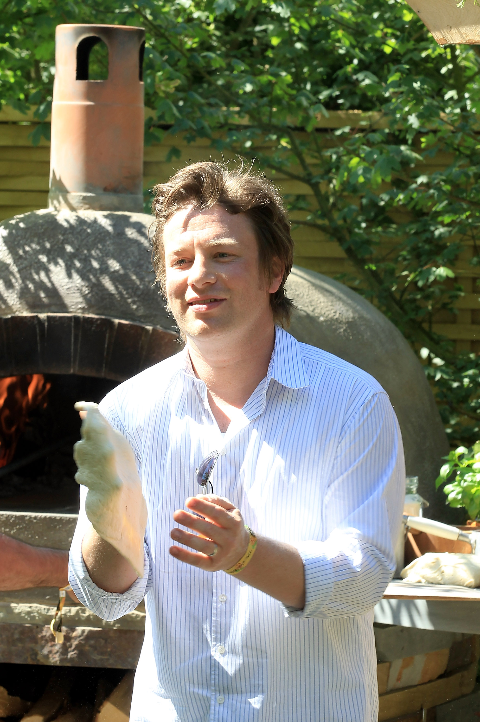Pictures of 2010 Chelsea Flower Show Inc Jamie Oliver