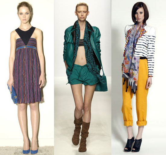 Pictures of 2011 Cruise and Resort Collections From M Missoni, DKYNY, Elie Tehari, and More