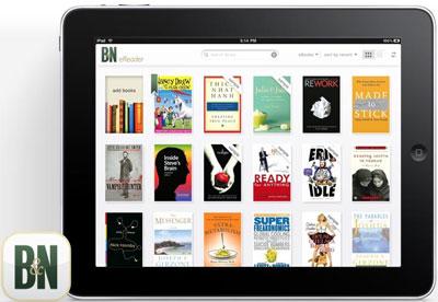 Barnes & Noble Releases iPad App
