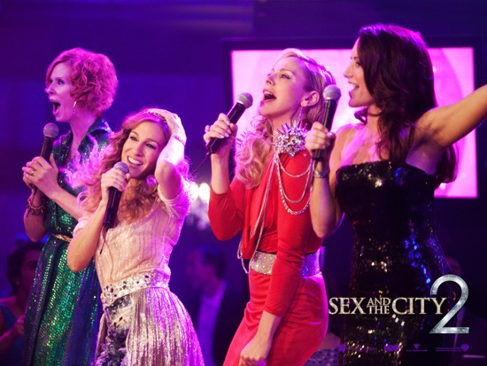 Be sure to get the 411 with the official SATC2 companion book to relive the decadence.