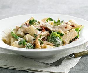 Chicken-Broccoli Mac and Cheese Recipe