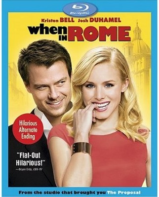 DVD Releases for June 15 Include When in Rome, Youth in Revolt, and The Book of Eli