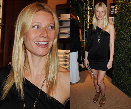 Pictures of Gwyneth Paltrow at the Ralph Lauren Store in London 2010-06-18 14:00:35