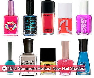 The Best Nail Polish Colors For Summer 2010