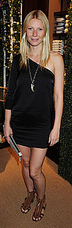 Gwyneth Paltrow Wears Givenchy Sandals to Ralph Lauren Wimbledon Party