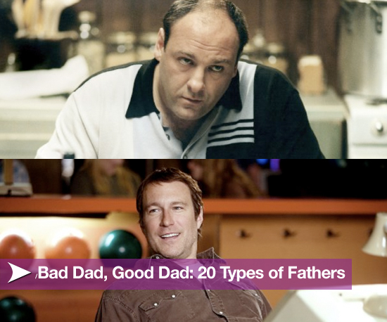 20 Types of Fathers