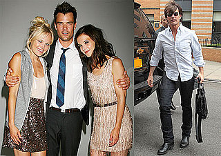 Pictures of Tom Cruise, Katie Holmes, Malin Akerman, and Josh Duhamel in NYC