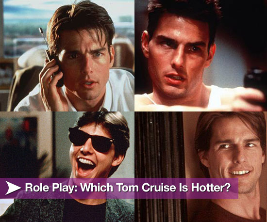 Pictures of Tom Cruise in Movies