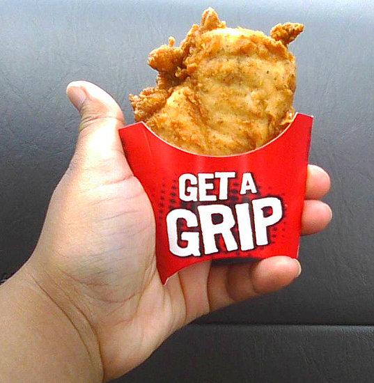 Hand Chicken