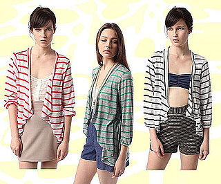 Striped Cardigans From Urban Outfitters