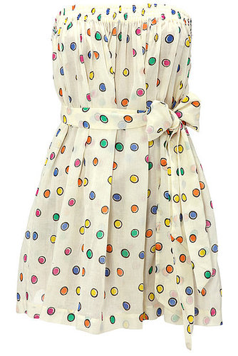 French Connection - Sweetie Spot Beach Tube Dress