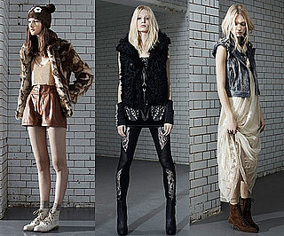 Pictures of Topshop Autumn/ Winter 2010 Collection
