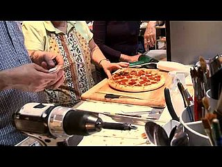 """Domino's Pizza's """"Pulling the Cheese"""" Video Shows Secrets of Food Styling"""