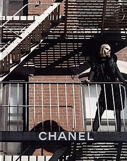 Pictures of Chanel 2010 Fall Ad Campaign