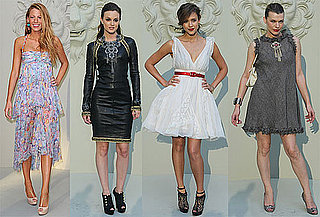 Pictures of Jessica Alba, Blake Lively, and Leighton Meester at the Paris Chanel Fashion Show