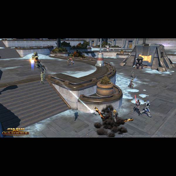 Best Role Playing Game: Star Wars: The Old Republic