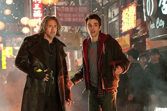 Movie Review of The Sorcerer's Apprentice Starring Jay Baruchel and Nicolas Cage 2010-07-16 09:30:00