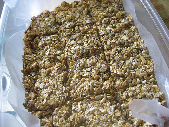 Five-Minute Granola Bar
