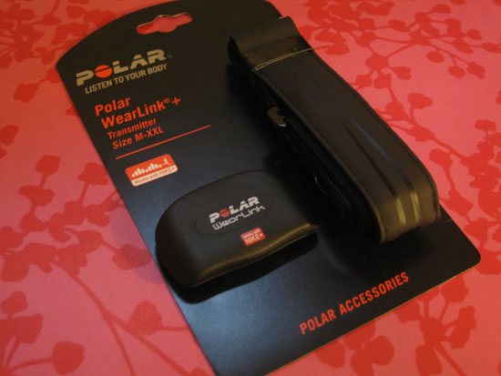 Polar WearLink+ Transmitter Heart Rate Monitor