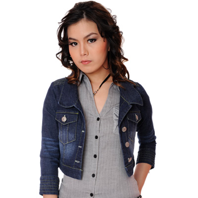 Oleander's Denim Jacket