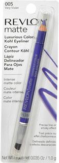 Revlon Matte Kohl Eyeliner Product Review