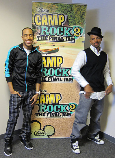 Interview With Mdot, Matthew Finley, of Disney's Camp Rock 2