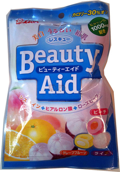 Beauty Aid Japanese Candy