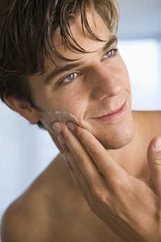 Men's Mattifying Products Are Becoming More Popular 2010-07-21 14:00:51