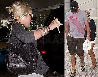 Carrie and Mike Return From a Happy Honeymoon