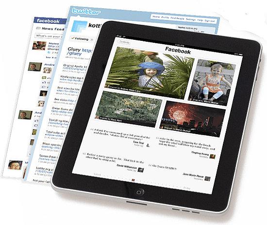 Flipboard, a New Social Magazine iPad App