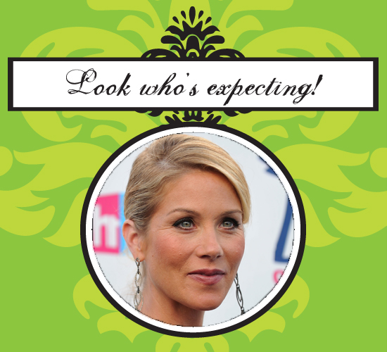 Christina Applegate is Pregnant!