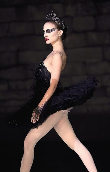 A First Peek at Rodarte's Black Swan Ballet Costumes