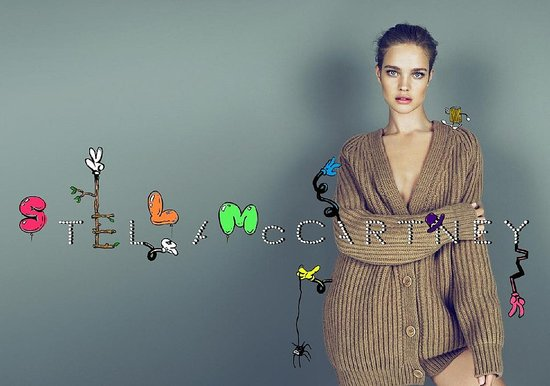 Pictures of Stella McCartney 2010 Fall Ad Campaign