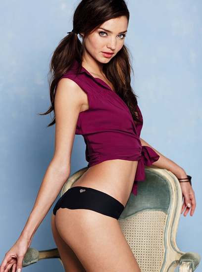 June 2010: Victoria's Secret Ad