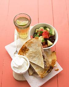 Fast and Easy Recipe For Steak Quesadillas