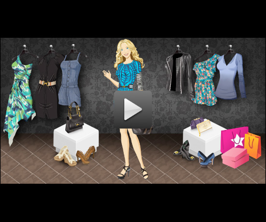 Play PopSugar's Retail Therapy