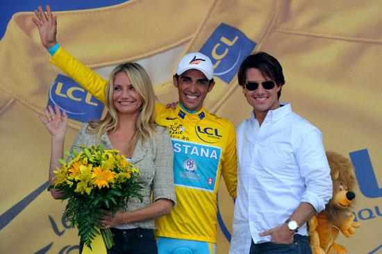 Tour de France 18th Stage