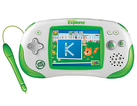 Leapster Explorer Review 2010-07-27 09:00:00