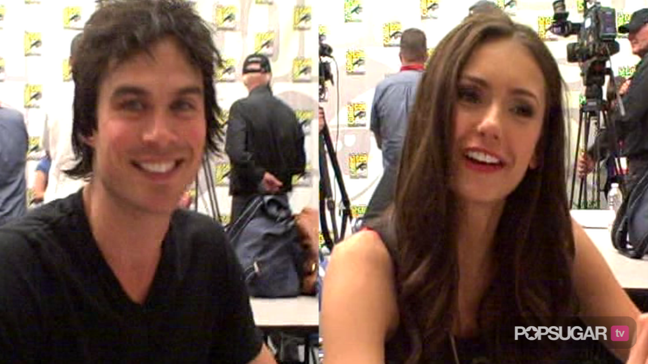 Are cast members of vampire diaries dating