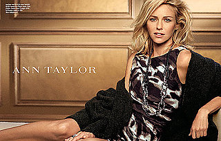 Naomi Watts to Front Ann Taylor Fall 2010 Campaign