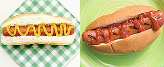 Would You Rather Eat a Hot Dog With Mustard or Ketchup?