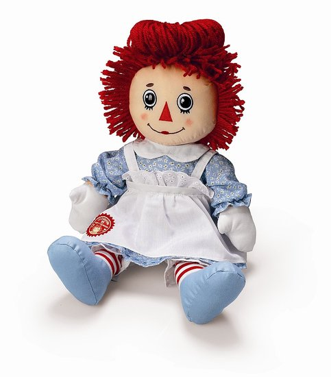 Pictures Raggedy Ann Doll Turns 95