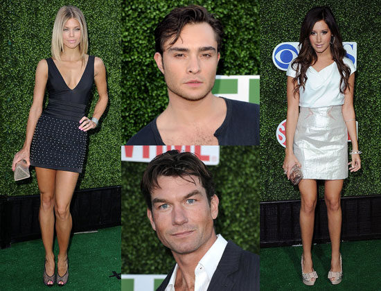 David Duchovny, Ashley Tisdale, Matt Lanter, Ed Westwick and More at the CBS TCA 2010-07-29 19:30:00