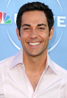 Zachary Levi Interview About Chuck Season 4, Superman, and Linda Hamilton at NBC Summer TCA