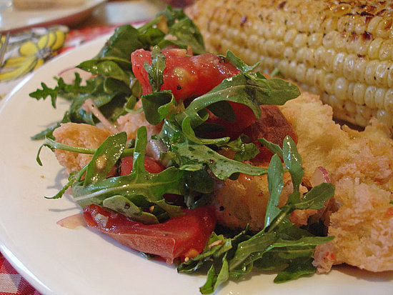 Recipe For Tomato Panzanella Bread Salad 2010-08-08 10:51:48