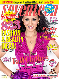 Katy Perry Says She Never Feels Pretty