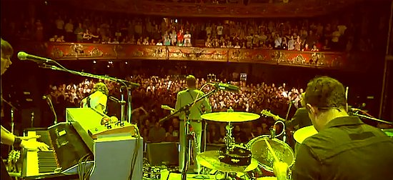 Arcade Fire Live Stream From Madison Square Garden