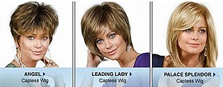 Kathy Ireland Wigs, Women With Minimal Makeup, and More Beauty News